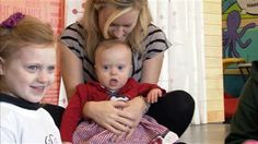 A mother's quest to help kids with Down syndrome