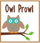 Owl Prowl Kindergarten Kit from Homeschool Share includes math activities, reading activities, games, a book list, and more!