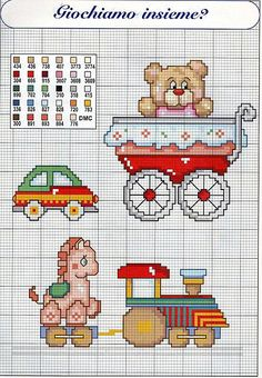 Simple Cross Stitch, Cross Stitch Baby, Cross Stitch Charts, Cross Stitch Patterns, Minnie Baby, Pet Treats, Baby Kind, Dog Snacks, Baby Pictures