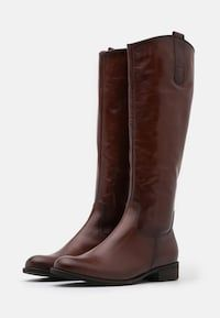 Gabor Stiefel - sattel - Zalando.at Riding Boots, Shoes, Fashion, Gabor Boots, Leather, Horse Riding Boots, Moda, Zapatos, Shoes Outlet