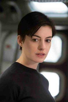 Anne Hathaway - Interstellar (opens Nov. 6)