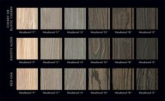 weathered cabinetry wood grains - Google Search