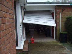 Coy Pond, Penn Hills, Garage Door Installation, South Wales, Garage Doors, Shed, Outdoor Structures, John Martin, Outdoor Decor