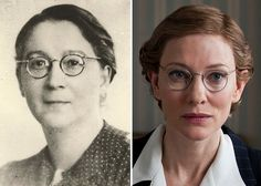 Rose Valland, the amazing women Cate Blanchet's character was based on in The Monuments Men