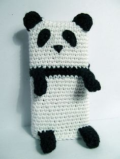 panda phone sleeve