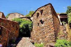 Aldeia do Xisto Portugal, Mountain Village, Natural Wonders, Lisbon, Great Places, Countryside, Tourism, Stock Photos, Architecture
