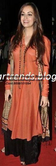 #DesignerLongDress Maharani Designer Boutique www.maharanidesigner.com Cont.8699101094