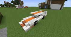 More Awesome Minecraft Cars! Minecraft Project