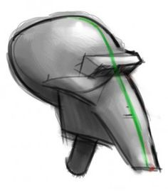 Steve Jobs Karikatur - Form Analyse