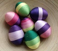 Uova Di Pasqua Fai Da Te