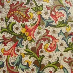 Stunning, decorative paper from Florence.