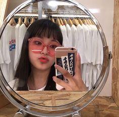 Korean Ulzzang, Uzzlang Girl, Cute Korean Girl, Selfie Poses, Selfies, Foto Instagram, Asia Girl, Aesthetic Girl, Cute Girls