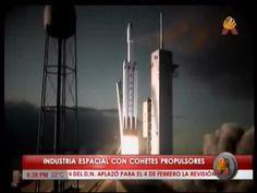La Nueva Tecnología En Los Viajes Espaciales #Video