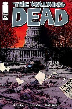 The Walking Dead : Comic Artwork  #walking #dead #comics #artwork #zombies #amc