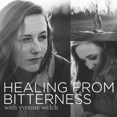 Revive Our Hearts with Nancy Leigh Demoss.  Need to listen to this one later:  healing from bitterness