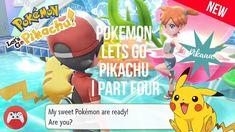 Pokemon Lets Go Pikachu Pikachu, Pokemon, Letting Go, Let It Be, Play, Youtube, Lets Go