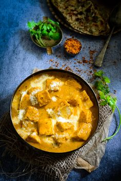 Soft, melt in the mouth paneer cubes cooked in spicy tomato and fresh cream is what Paneer Lababdar is all about. Here is a restaurant like recipe to makePaneer Lababdar .