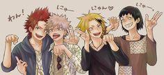 Bakugou Team