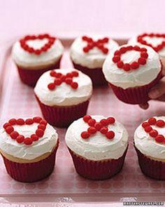 Valentine's Day Cupcakes Decorating Ideas, 2014 Valentines Day Cupcakes, 2014 Lover's Day Cupcakes