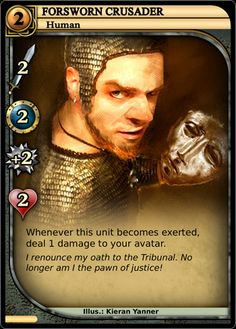 MMO CCG Card