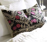 Starburst Quilt Lumbar Pillow Cover | Pottery Barn