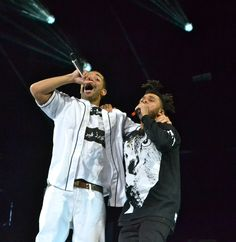 Drake + The Weeknd x OVO Fest 2013