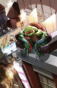Image in Ninja Turtles collection by Tolga on We Heart It Ninja Turtles Art, Teenage Mutant Ninja Turtles, Thundercats, Raphael Tmnt, Tattoo Ninja, Comic Books Art, Comic Art, Gi Joe, Tmnt 2012