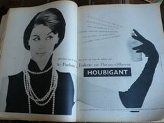 A superb retro filed unique magazine from 1958. Delightful Vintage original scenes on each page.  What a brilliant selection of pictures and vintage information; full of celebrity gossip of the day, advertisments, inspiration for scrapbookers, graphic designers, card makers, artists, fashion gurus...I love it!  Its also really good for helping with French learning, my mother tells me she used to buy this as a teenager to help with her French, an interesting way to learn new vocabulary…