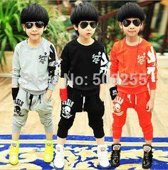 Print Sport T-Shirt Drawstring Short Pants Outfits Set Maylife Kids Baby Toddler Boys Short Sleeve Cotton Causal Letter No