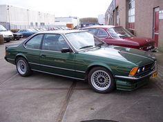 1982 E24 BMW Alpina B7