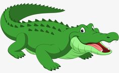 "Photo from album ""Крокодилы"" on Yandex. Crocodile Illustration, Cloud Illustration, Cartoon Pics, Cartoon Drawings, Easy Drawings, Crocodile Cartoon, Oral Motor Activities, Inkscape Tutorials, Cute Reptiles"