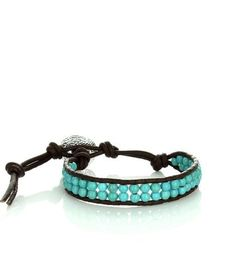 ❤ this color bracelet!  http://www.amazon.com/dp/B008V28UW4/ref=cm_sw_r_pi_dp_eIfjqb00BFF3D