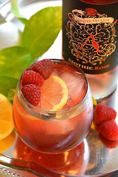 Apothic Rose Sangria | Sangria Recipes With A Twist #Sangria #Recipe