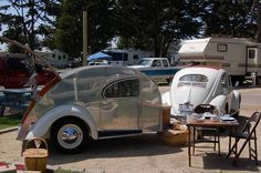 Teardrop Trailer | If someone does not desire to get a trailer, they can elect for used trailers. When you're looking around for a vintage trailer the...