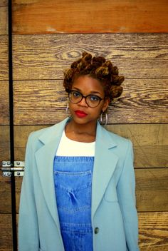 Sisterlocked: Hair and Fit Inspiration: Caramel A La Mode
