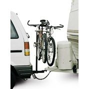 Caravan Ideas, Camper Ideas, Rv Bike Rack, Remodeled Campers, Gym Equipment, Cycling, Biking, Bicycling, Workout Equipment