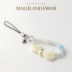 Hello Kitty × Maru Lani Hawaii strap love luck Blue Sanrio online shop - official mail order site