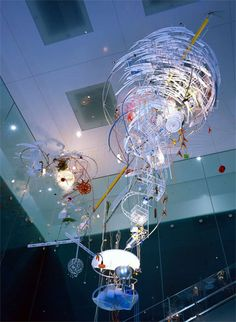 sarah sze art  The Art of Losing 09