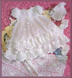 cotton thread crochet baby patterns | thread with a c hook free crochet patterns a thread in the needle arts ...