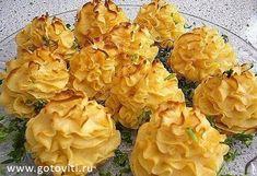 Украшайте свой праздничный стол симпатичной картошечкой! Гости всегда в изумлении!! - Готовить Вкусно (ツ)