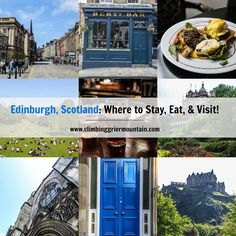 Edinburgh, Scotland: