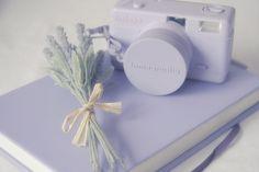 Lomography lavender camera