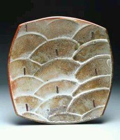 Matthew Hyleck  |  Stoneware field plate.