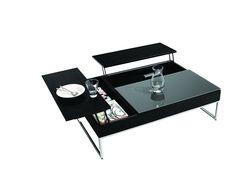 BoConcept Chiva コーヒーテーブル収納スペース付 AD02のメイン写真