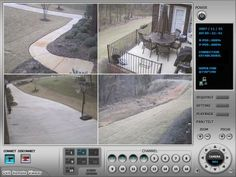 I will have a surveillance camera system... preferably inside and outside.