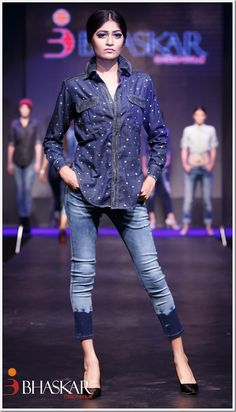 Bhaskar at Fashionim | 4th Denimsandjeans.com Bangladesh Show