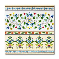 Trójwarstwowe serwetki papierowe z kolorowym nadrukiem folkowych wzorów.Paczka zawiera 20 szt.WYMIARY:wysokość: 33 cm,szrokość: 33 cm. Wyprzedaż trwa do wyczerpania zapasó...