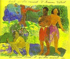 The+Messengers+of+Oro+-+Paul+Gauguin