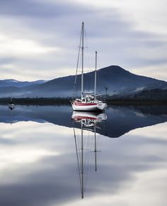 Huon River by AshThomson - The Beauty Of My Hometown Photo Contest