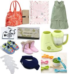 Baby Shower Gift List Baby bedding, blankets, and more at http://shannonssewandsew.com